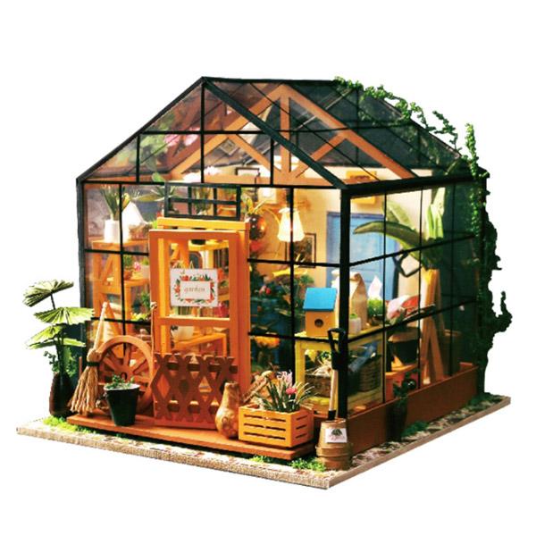 DIY 미니어처 시그니처 하우스 - 홈 가드닝