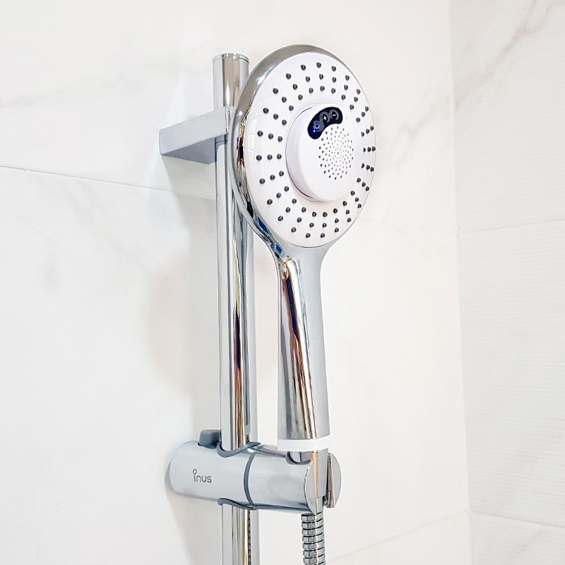게디 블루투스 스피커 샤워기