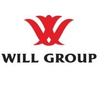 株式会社ウィルグループ(東証一部上場)のロゴ画像