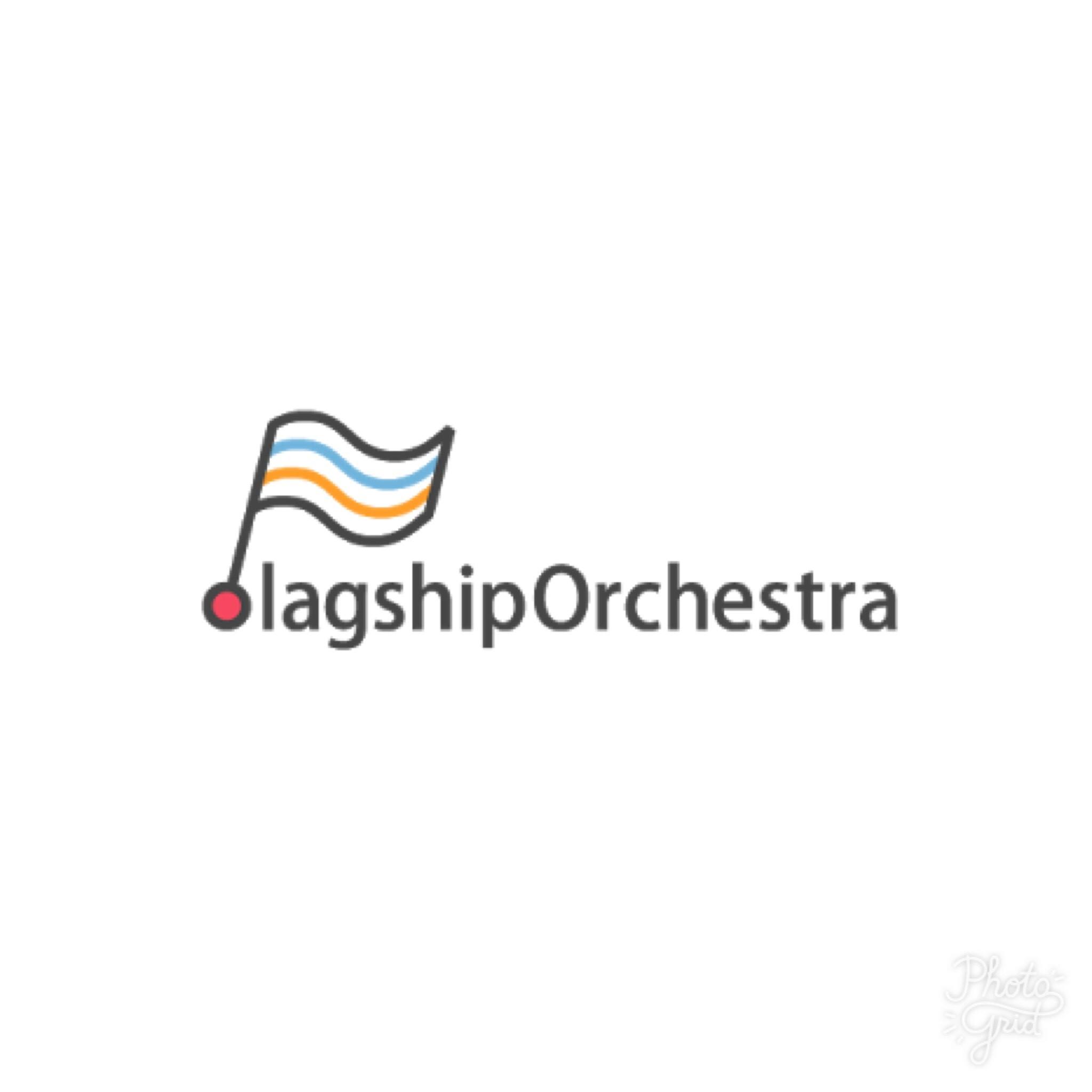 株式会社フラッグシップオーケストラ ロゴ