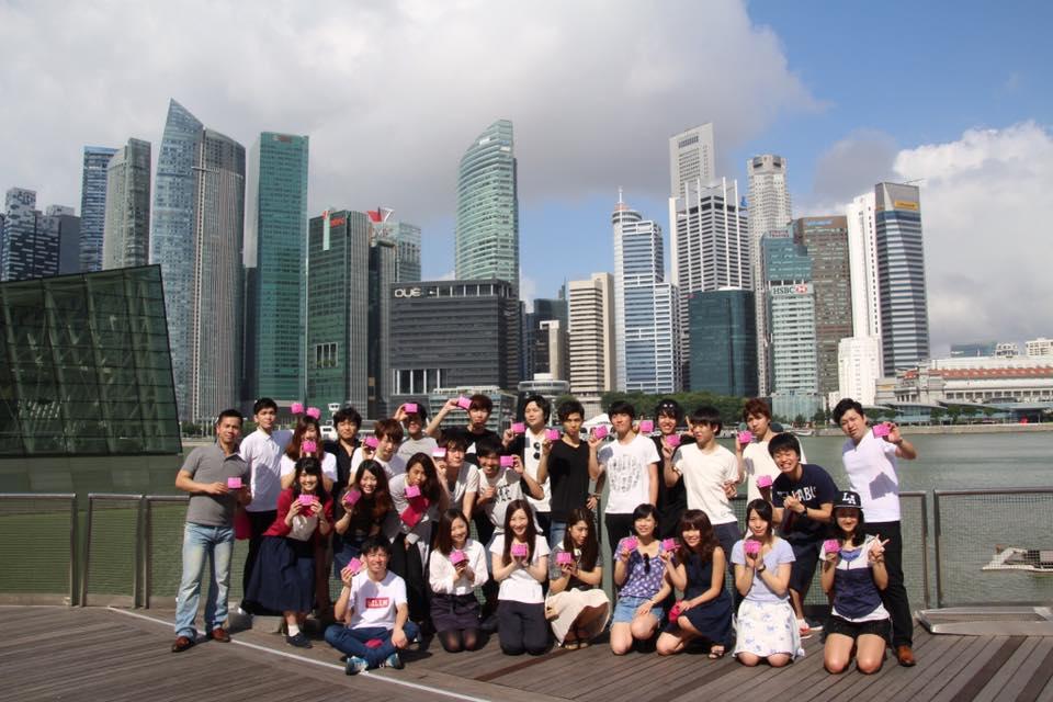 株式会社LeaGLOのシンガポールで人生で忘れらないインターンシップを共に創る学生アシスタント募集のカバー画像