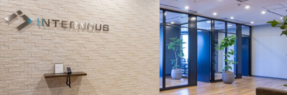 インターノウス 株式会社のカバー画像