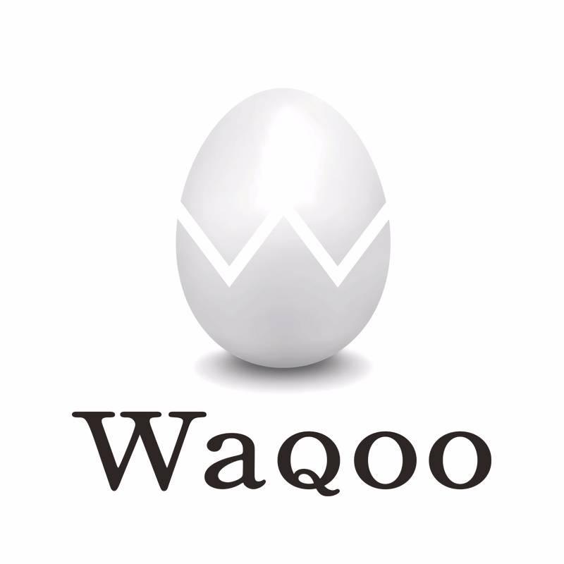 株式会社Waqoo ロゴ