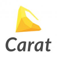 株式会社Carat(カラット) ロゴ