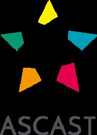 株式会社ASCAST ロゴ