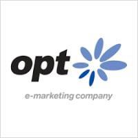 株式会社オプト ロゴ