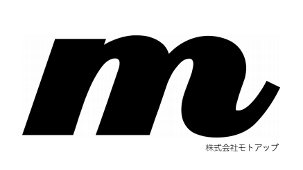 株式会社モトアップ ロゴ