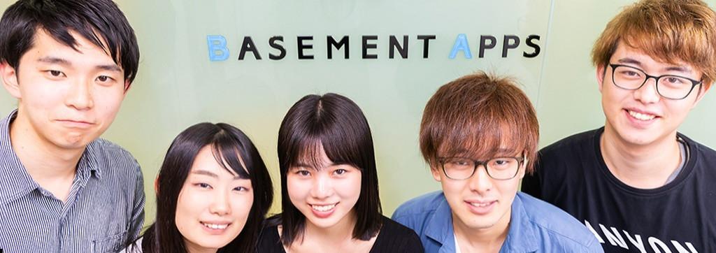 ベースメントアップス株式会社の【経験者求む!】新規事業部でWebサービスのデザインをお任せします☆のカバー画像