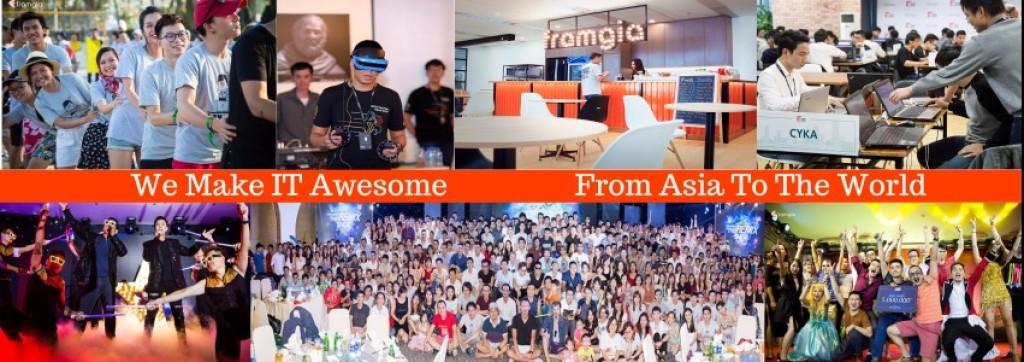 Framgia Inc.の【海外有給】異国を肌で感じて身に付けるWebデザイナー向けインターンのカバー画像