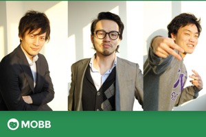 MOBB, IncのProgrammers, join our DMP project!のサムネイル画像