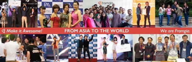 Framgia Inc.の【海外有給】異国を肌で感じて身に付けるWebデザイナー向けインターンのサムネイル画像