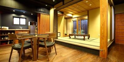 CAMPTON Inc.の【地域活性化】京町家を利用した旅館でのフロントスタッフ募集!のサムネイル画像