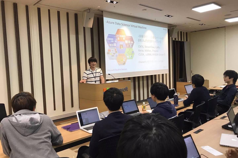日本マイクロソフト株式会社の学生開発者/スタートアップ向けマーケティング(マイクロソフトの技術やサービスを広める活動)のサムネイル画像