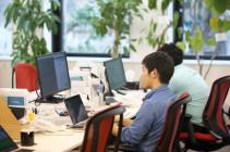 株式会社リンクエッジの広告主営業/充実した研修体制!インターン経由で入社した新卒社員は2年目で台湾子会社の役員!週12時間(20時まで受入可能)勤務からのサムネイル画像
