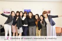 株式会社g-wicの全員女性メンバーで急成長中の営業支援会社!【ベンチャー企業での営業職インターン】のサムネイル画像
