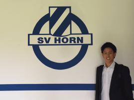 いつかまたSVホルンのスタジアムに戻ってきたい - オーストリアのサッカークラブでのインターン体験記 サムネイル画像