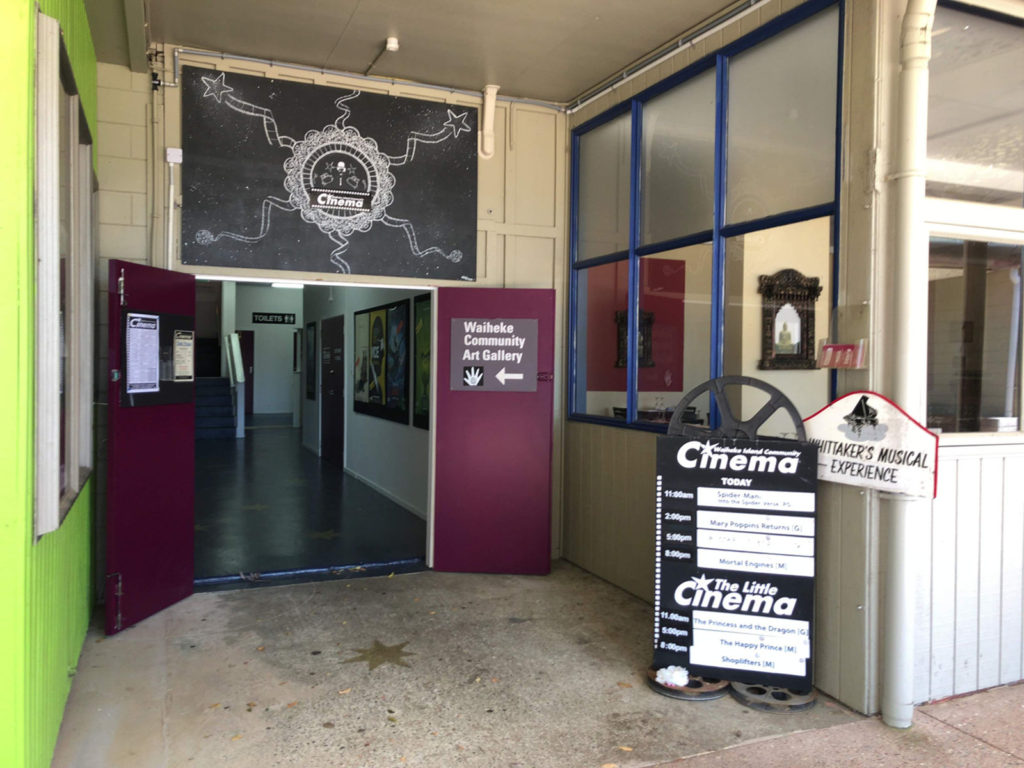Waiheke Community Cinema