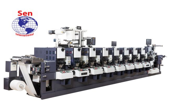 Sen Labels Machinery