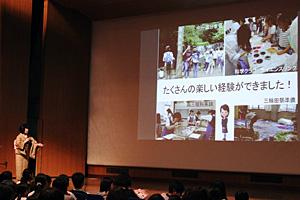 安心と信頼の6年間を約束する三輪田学園の「入試説明会」