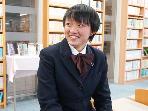 関東大会出場を目指してサッカー部の練習に打ち込む鈴木さん
