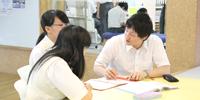 朝学習から始まる中学生への学習指導