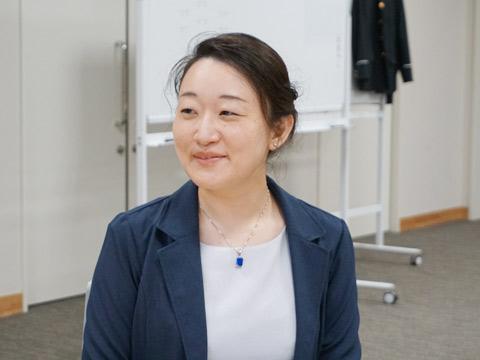 6年間の男子校生活を充実させてほしいと語る上沢先生