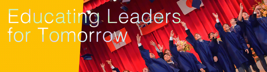 Educating Leaders for Tomorrow