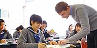 驚異の英検取得率100%満足度の高い佼成女子の英語教育