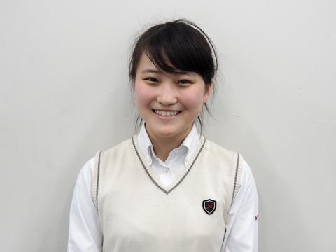 黒木さんは小学生のとき、八王子学園の生徒から丁寧な学校説明をしてもらったことで入学を決めました。