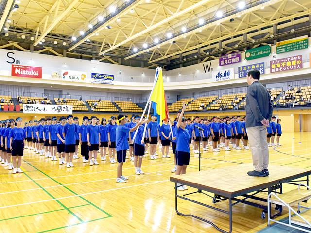 運動会 選手宣誓