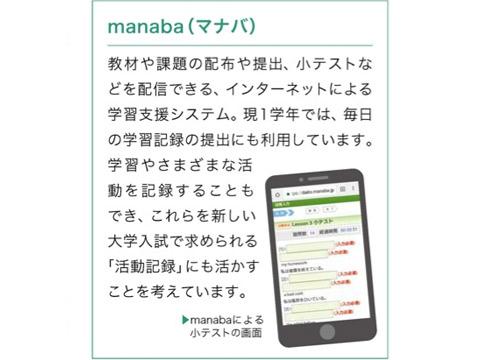 manabaとは