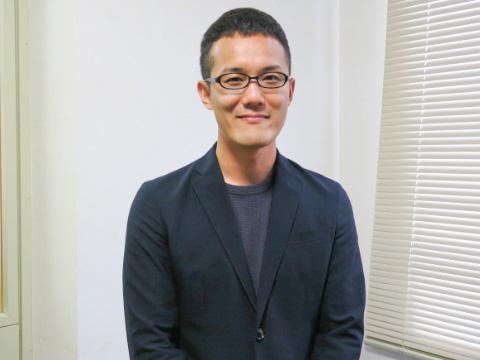 国際教育部 部長 山浦直樹先生