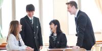 国際交流のサポート体制を強化!大東一高の教員たちが「国際教育部」を発足
