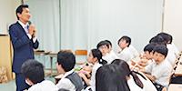社会的リーダーを育成する新クラス「iP class」が2021年度始動
