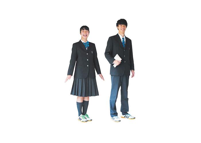 グローバル高等学校制服