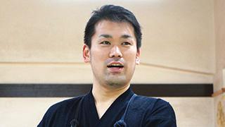 剣道部顧問・関口信太郎先生