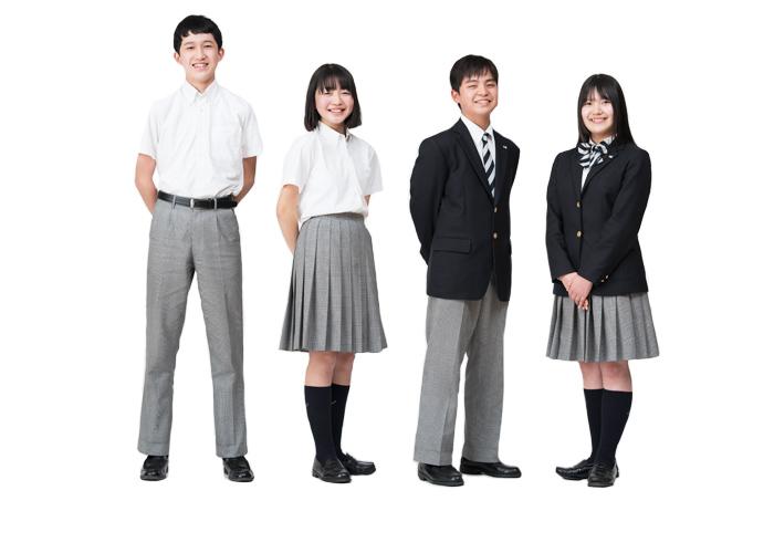 中学制服(夏・冬)