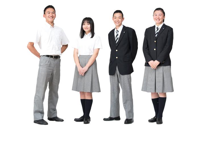 高校制服(夏・冬)