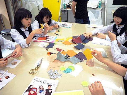"""中学1年生:""""美術が好き""""という気持ちを大切に育てる"""