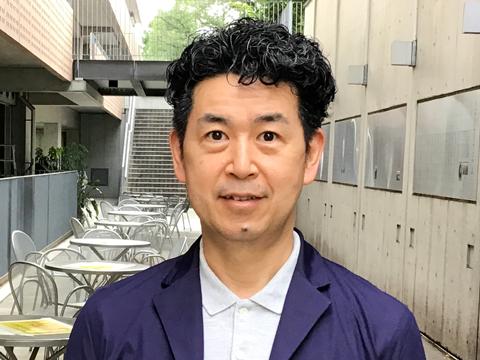 高大連携担当ディレクターの並木先生