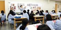 生徒の夢を叶える中高大連携のキャリア教育