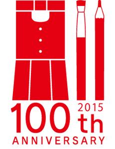 100周年のロゴマーク