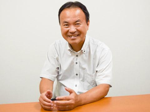 中学教頭 浅見 武 先生