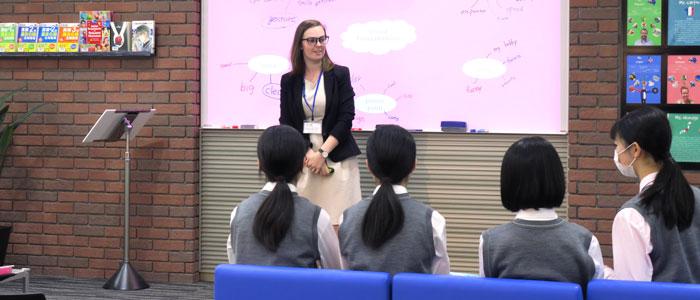学校説明会に密着! 神田女学園の革新的女子教育とは