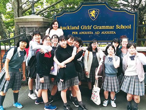 """生徒が""""シアワセ""""になれる学校を目指す"""