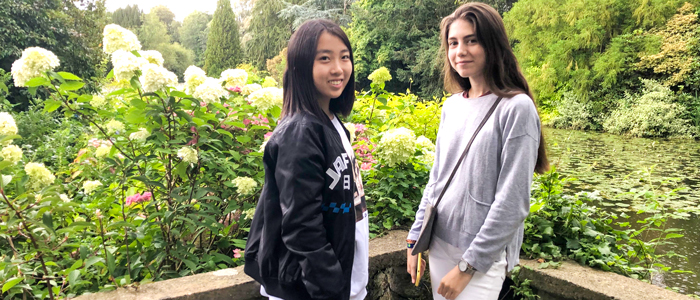 参加中の生徒が語る独自の留学制度・ダブルディプロマプログラムの魅力