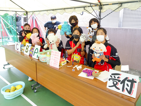 神田女学園の文化祭「姫竹祭(きさらさい)」は10月3日・4日の両日にわたって開催
