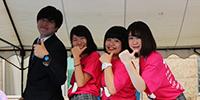神田女学園の姫竹祭