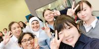 留学を超えた「リュウガク」ができる神田女学園
