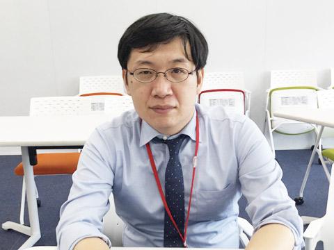 数学科の王佳晨先生